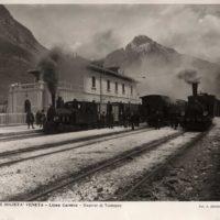 Stazione di Tolmezzo (foto Brisighelli)