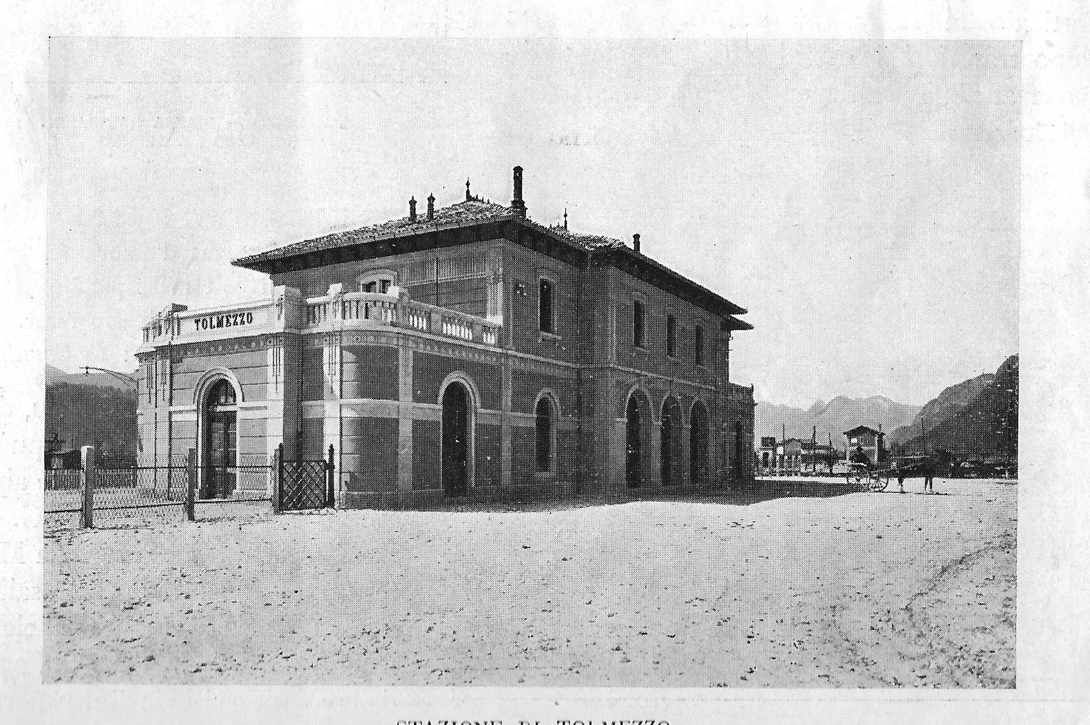 Stazione di Tolmezzo