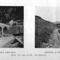Viadotto e trincea