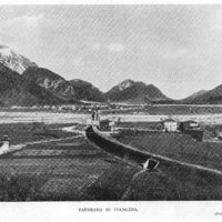Panorama di Tolmezzo