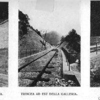 Tratti della ferrovia