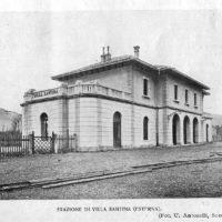 Stazione di Villa Santina