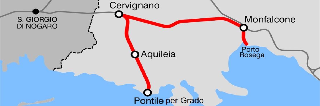 Rete Società Ferroviaria Friulana